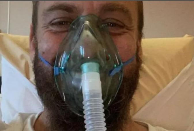 Με οξυγόνο στο νοσοκομείο ο Ντε Ρόσι! | panathinaikos24.gr