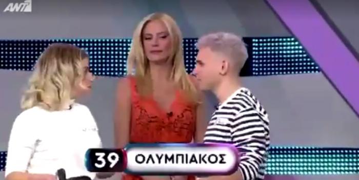 Επικός διάλογος στο Ρουκ Ζουκ: «Τι ομάδα είναι ο Άρης; – Ολυμπιακός!» (vid) | panathinaikos24.gr