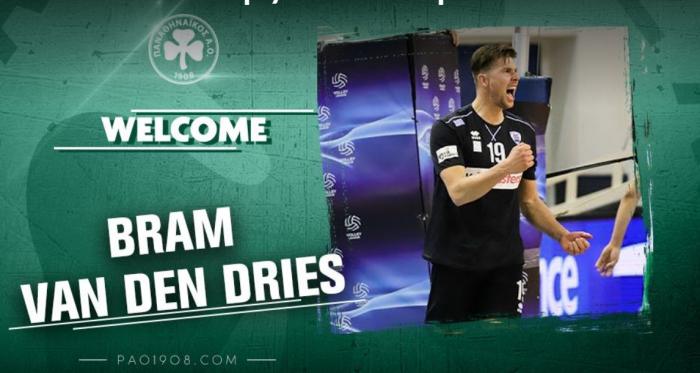 «Πράσινος» και επίσημα ο Βαν Ντε Ντρις! | panathinaikos24.gr
