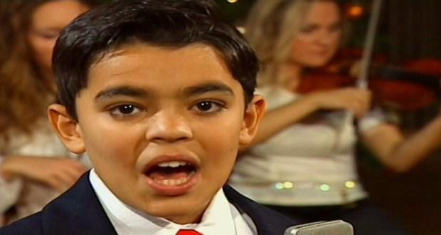 Χρήστος Σαντικάι: Πώς είναι σήμερα ο 9χρονος που τραγουδούσε στο Alter [pics&vids] | panathinaikos24.gr