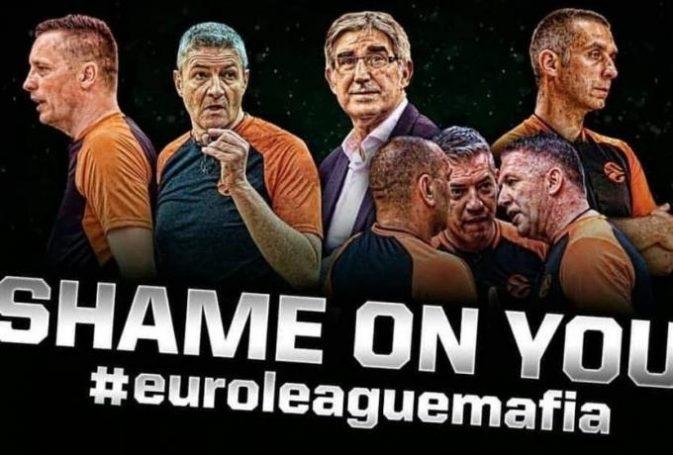 «Βράζει» ο κόσμος της Φενέρμπαχτσε: Πρώτο trend στο Twitter το «Euroleague Mafia» (pics)   panathinaikos24.gr