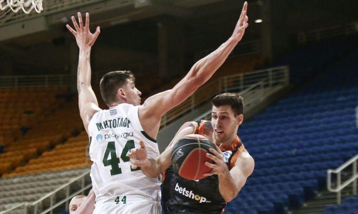 Λούντζης: «Να κάνουμε το παιχνίδι μας κόντρα στον Παναθηναϊκό»   panathinaikos24.gr