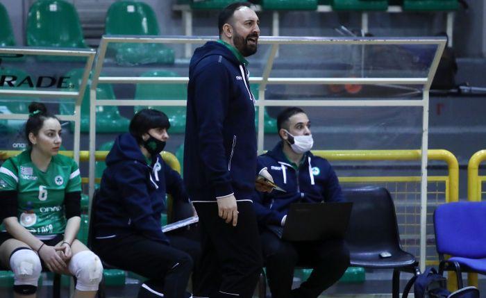 Οικονόμου: «Συγχαρητήρια στην ομάδα μου, αλλά θέλουμε ακόμα δουλειά»   panathinaikos24.gr
