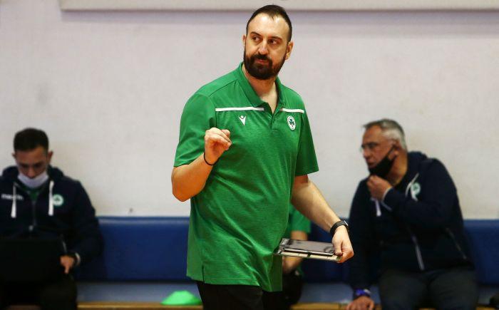 Οικονόμου: «Για να περάσουμε στον τελικό θέλουμε μια μεγάλη νίκη» | panathinaikos24.gr