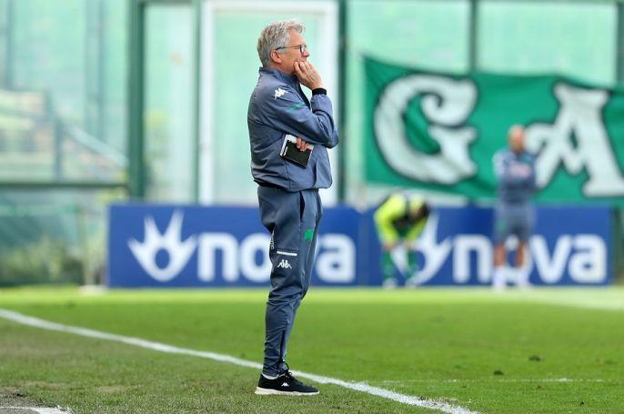 Μπόλονι: «Είναι μία νίκη διπλής αξίας, λόγω απουσιών και βαθμολογικής σημασίας» | panathinaikos24.gr