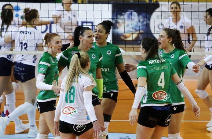 Έχασαν την πρόκριση στον τελικό μέσα από τα χέρια τους! | panathinaikos24.gr