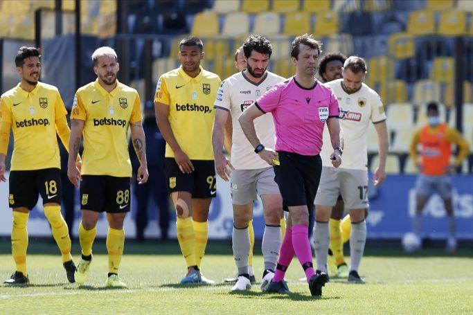 Μειώνει σε 3-1 ο Άρης (vid) | panathinaikos24.gr