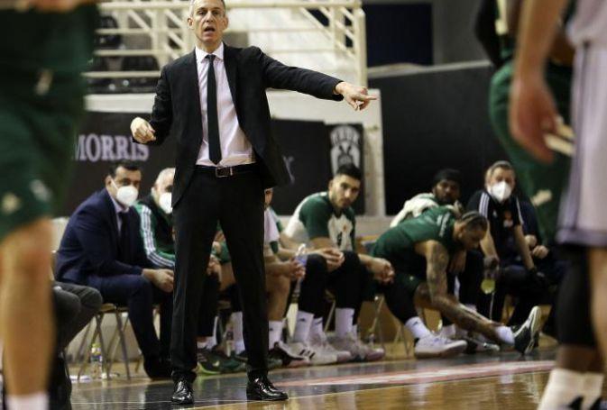 Κάτας: «Μου άρεσε ο τρόπος που προσέγγισαν το παιχνίδι οι παίκτες μου» | panathinaikos24.gr