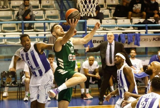 Τα highlights από τη νίκη του Παναθηναϊκού επί του Ηρακλή (vid) | panathinaikos24.gr