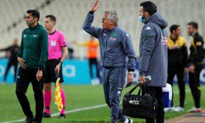 Νικολογιάννης: «Εικόνα-ντροπή για τον Παναθηναϊκό – Έφερε ισοπαλία κι ένιωθες σαν να έφαγε… 4 γκολ»   panathinaikos24.gr