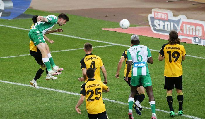 Τα highlights της ισοπαλίας με την ΑΕΚ (vid) | panathinaikos24.gr