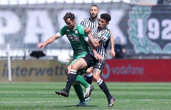 Μείωσε στους 4 από την ΑΕΚ ο Παναθηναϊκός: Η βαθμολογία της Super League | panathinaikos24.gr