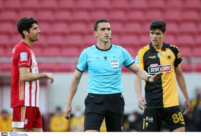 Το ακυρωθέν γκολ της ΑΕΚ (vid) | panathinaikos24.gr