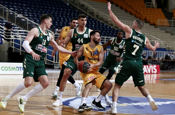 Τα highlights του ΑΕΚ-Παναθηναϊκός (vid) | panathinaikos24.gr