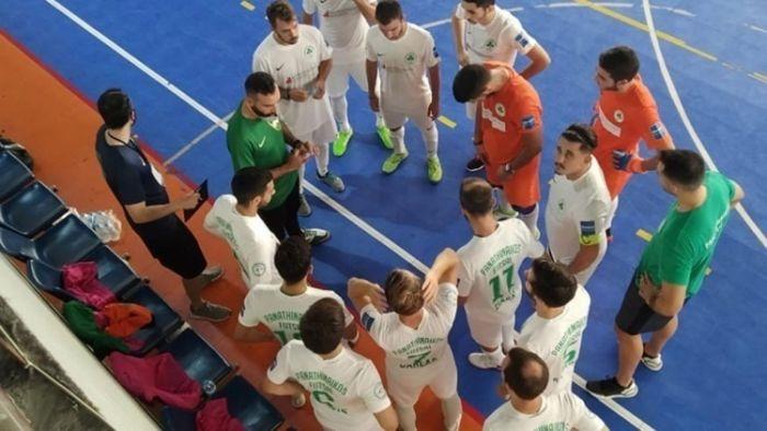 Τέταρτος ο Παναθηναϊκός στο Futsal (Vid) | panathinaikos24.gr