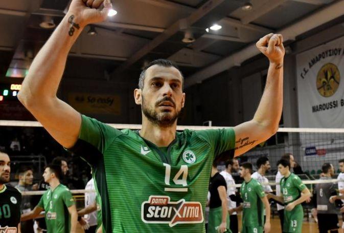 Ανακοίνωσε το τέλος της καριέρας του ο Πανταλέων! | panathinaikos24.gr