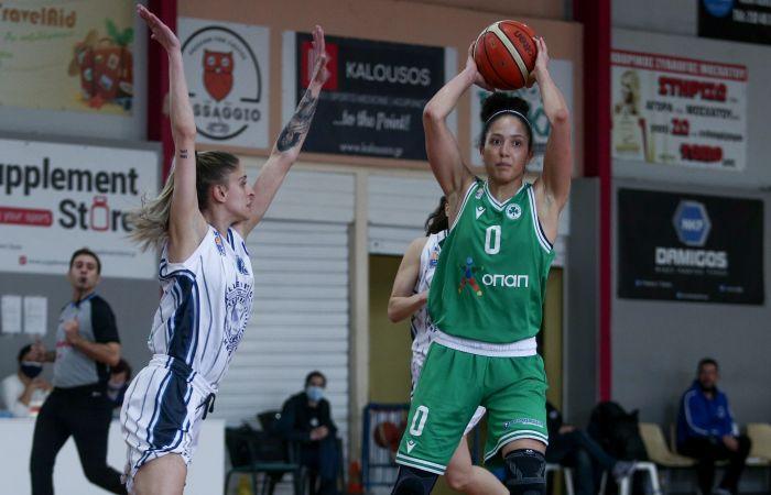 Παναθηναϊκός: MVP η Ριντ | panathinaikos24.gr