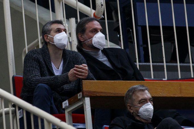 ΠΑΟ-Αρμάνι: Έτσι το έζησαν οι Διαμαντίδης-Αλβέρτης (Vid) | panathinaikos24.gr