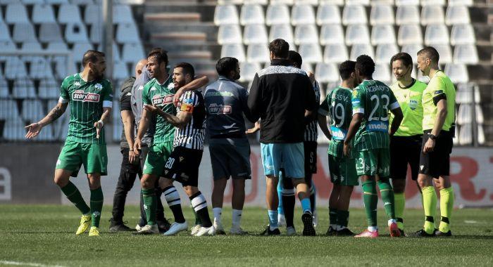 Δεσύλλας: «Ξεπερασμένη η ρητορική φτιάξε πρώτα ομάδα και μη μιλάς για διαιτησία» (Aud) | panathinaikos24.gr