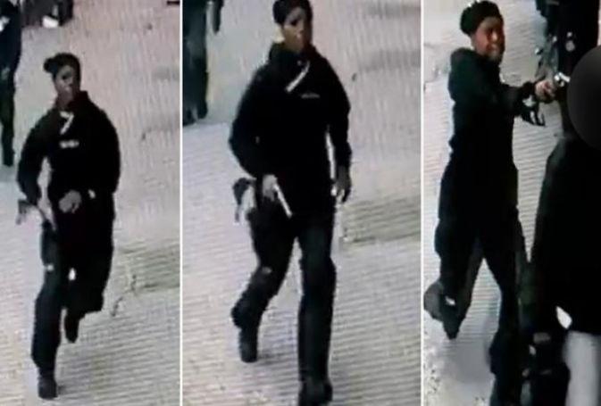Σοκαριστικό Βίντεο: Εκτελεί την πρώην σύντροφό της με μία σφαίρα εξ επαφής   panathinaikos24.gr
