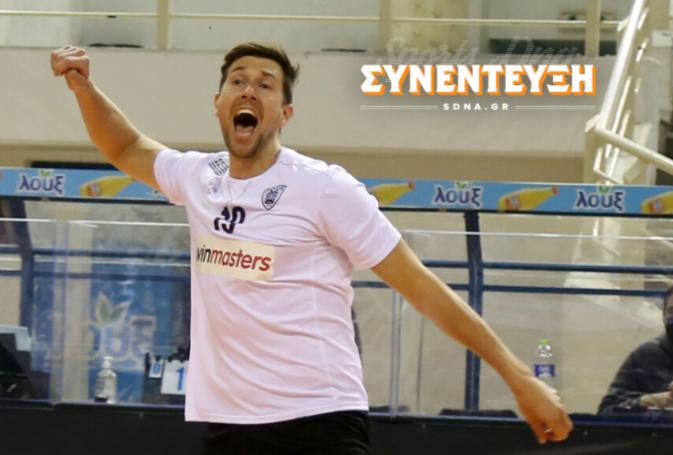 Ντε Ντρις: «Πρώην παίκτες του Ολυμπιακού μου μίλησαν για τον κόσμο του Παναθηναϊκού»! | panathinaikos24.gr