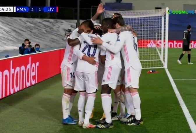 Ξανά Βινίσιους και 3-1 η Ρεάλ! (vid) | panathinaikos24.gr