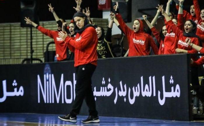 Κατερίνα Χατζηδάκη στο Sports3.gr: Η Ελληνίδα προπονήτρια που διαπρέπει στο Ιράν [pics&vids]   panathinaikos24.gr