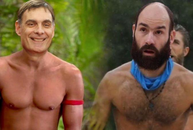 Το Survivor του Ολυμπιακού: Στους Μπλε ο Σπανούλης, στους Κόκκινους ο Μπαρτζώκας! | panathinaikos24.gr