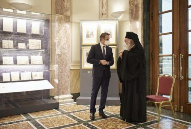 Πώς θα λειτουργήσουν οι εκκλησίες το Πάσχα: Αυτά συμφώνησαν Κυριάκος Μητσοτάκης – Ιερώνυμος | panathinaikos24.gr