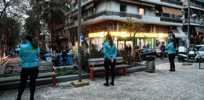 Αποκλεισμός πλατειών για τα κορωνοπάρτι (vid) | panathinaikos24.gr