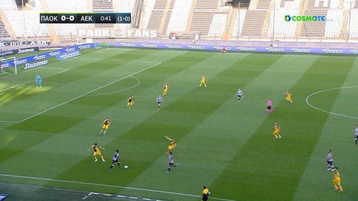 ΠΑΟΚ – ΑΕΚ 2-1: Τα στιγμιότυπα της αναμέτρησης (vid) | panathinaikos24.gr