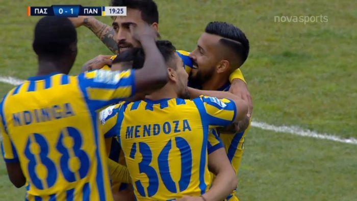 ΠΑΣ – Παναιτωλικός: 0-1 με κεφαλιά του Μπαρμπόσα (vid) | panathinaikos24.gr
