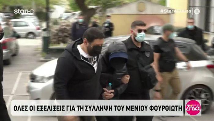 Μένιος Φουρθιώτης: Μέλος και εγκέφαλος εγκληματικής οργάνωσης (vid)   panathinaikos24.gr