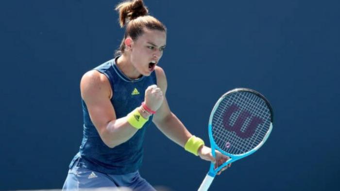Miami Open – Σάκκαρη: «Είχα καλό πλάνο και κατάφερα να το εκτελέσω» | panathinaikos24.gr