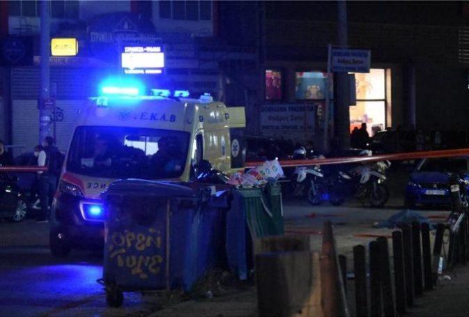 Βίντεο-ντοκουμέντο που σοκάρει από την δολοφονία στη Μεταμόρφωση   panathinaikos24.gr