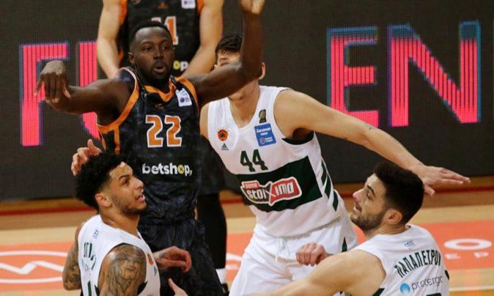 Παναθηναϊκός – Προμηθέας: Το τζάμπολ του τελικού και το κανάλι μετάδοσης   panathinaikos24.gr