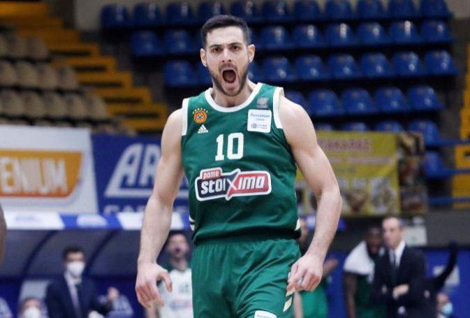 Παπαπέτρου: «Παίζουμε το καλύτερο μπάσκετ της σεζόν και είμαστε έτοιμοι»   panathinaikos24.gr