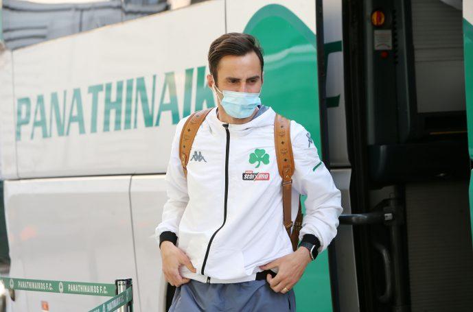 Παναθηναϊκός: Σφίξιμο στην γάμπα ο Μαουρίσιο, στην ενδεκάδα ο Αλεξανδρόπουλος | panathinaikos24.gr