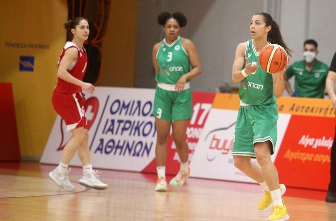 Ηττα στο φινάλε από τον Ολυμπιακό | panathinaikos24.gr