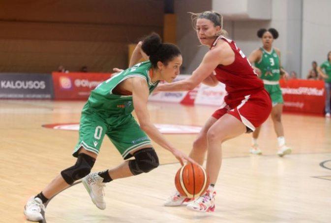 Οριστικό: Αύριο (13/5) ο πρώτος τελικός στην Α1 Γυναικών | panathinaikos24.gr