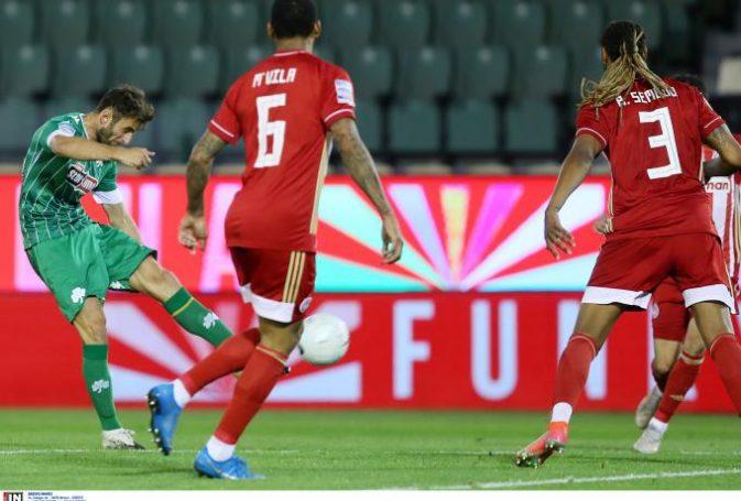 Τρομερό γκολ ο Μαουρίσιο και μειώνει σε 3-1 ο Παναθηναϊκός (vid) | panathinaikos24.gr