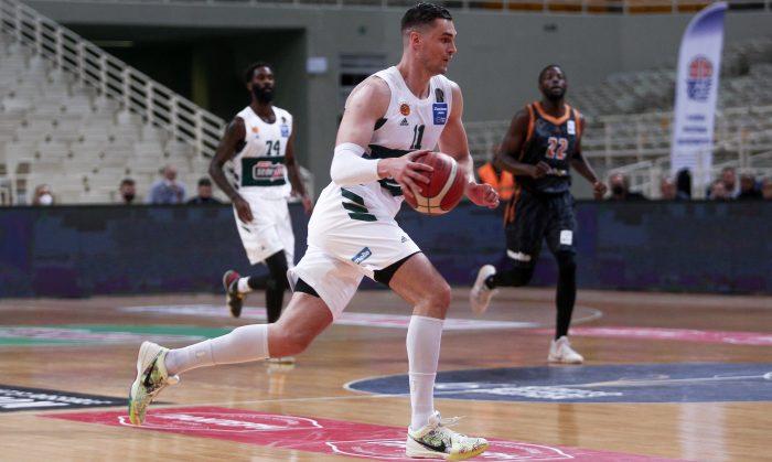 Χεζόνια: «Στον ΠΑΟ ξαναβρήκα το πάθος μου για το μπάσκετ – «Αδέρφια» μου όλη η ομάδα» (Vid) | panathinaikos24.gr