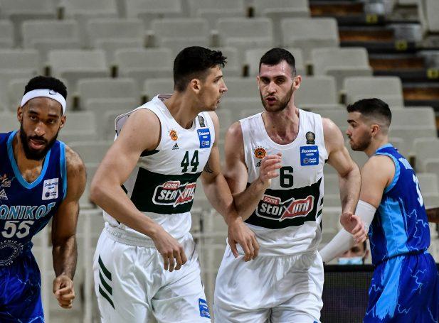 Παναθηναϊκό: Περνάει από Ιωνικό και βάζει πλώρη για το πρωτάθλημα | panathinaikos24.gr