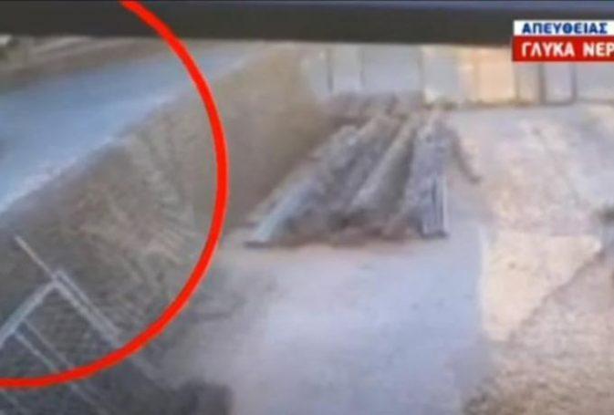 Γλυκά Νερά: Κάμερα κατέγραψε ύποπτο άτομο την ώρα της δολοφονίας   panathinaikos24.gr