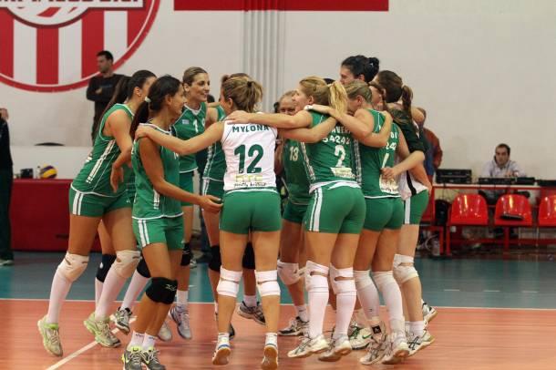 Παναθηναϊκός: Σήκωσε πρωτάθλημα στο Ρέντη | panathinaikos24.gr