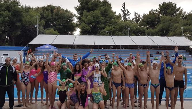 Παναθηναϊκός κολύμβηση: Ένας γιγαντιαίος οργανισμός με εξαιρετικό παρόν και λαμπρό μέλλον (vid & pics) | panathinaikos24.gr