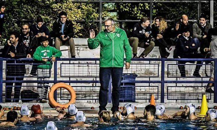 Παναθηναϊκός πόλο: Παρελθόν από την τεχνική ηγεσία ο Βενετόπουλος, αυτός αναλαμβάνει! | panathinaikos24.gr