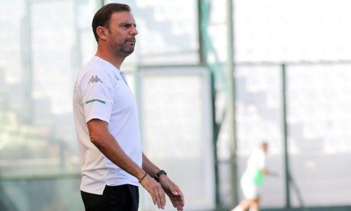 Συλαϊδόπουλος: «Οταν φοράς τη φανέλα του Παναθηναϊκού στόχος είναι μόνο η νίκη» | panathinaikos24.gr