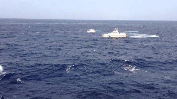 Συναγερμός για ακυβέρνητο σκάφος με 170 άτομα! (vid) | panathinaikos24.gr