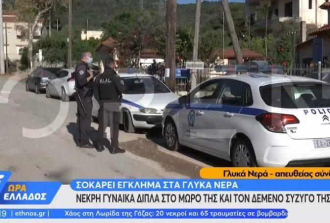 Έγκλημα – σοκ στα Γλυκά Νερά: Στραγγάλισαν 20χρονη δίπλα στο μωρό της, δεμένος ο σύζυγος, σκότωσαν και τον σκύλο (vid)   panathinaikos24.gr